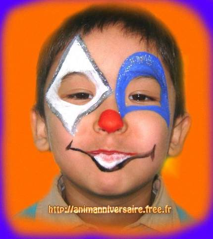 Top Atelier maquillage enfant, animaton grimages enfants, maquillage  WU14